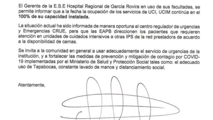 No hay disponibilidad de UCI en Málaga, remitirán a otros lugares de Santander y del país