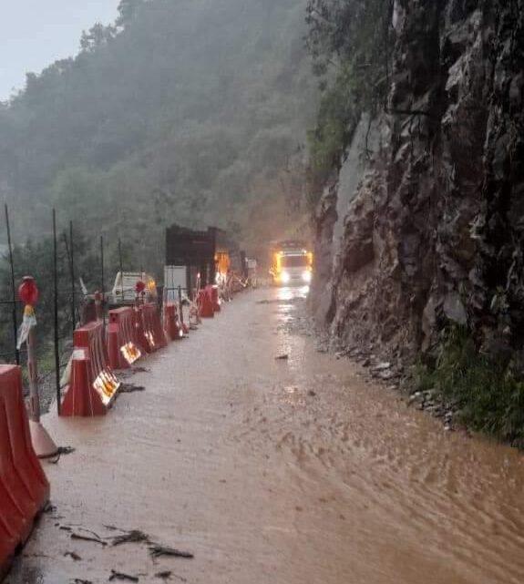 ¿Está cerrada la vía Curos Málaga?