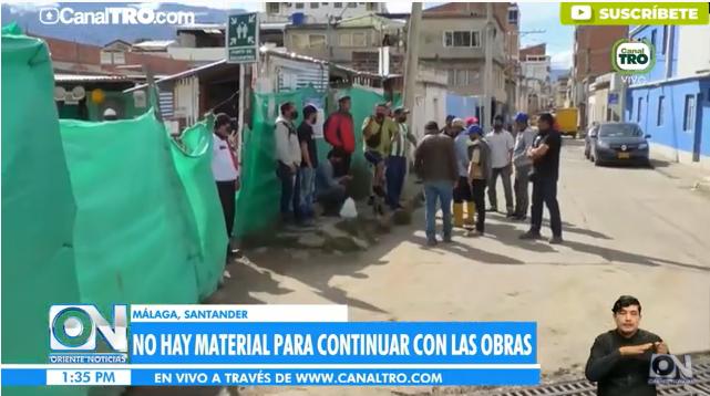 ¿Suspendieron obras del Rosario? los 3 datos que usted no sabía de este caso