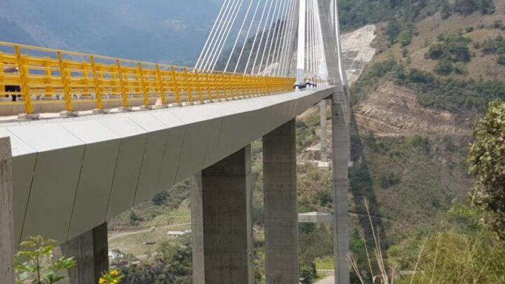 Denuncia ¿Nuevamente el puente Hisgaura está quebrado?