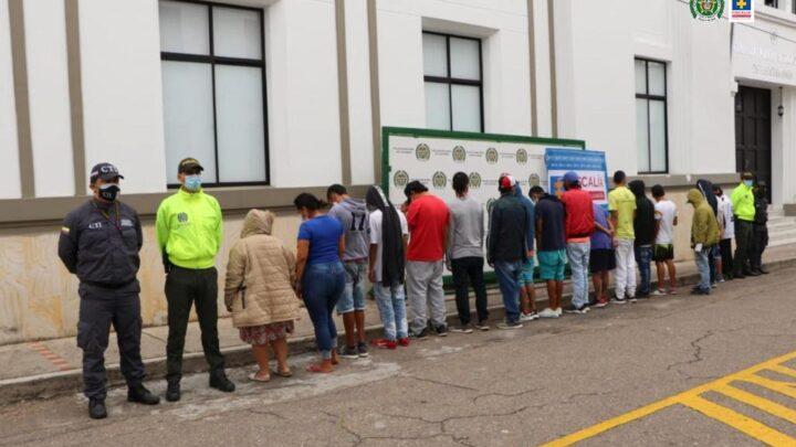 Sabía usted quienes al parecer vendían droga en el Rocío y Coaviconsa y otros barrios de Bucaramanga