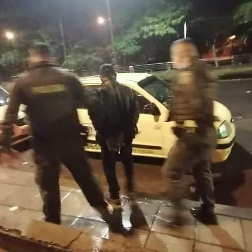 Cuidado con sus hijos, esto pasó en un bus que iba de Málaga a Bucaramanga