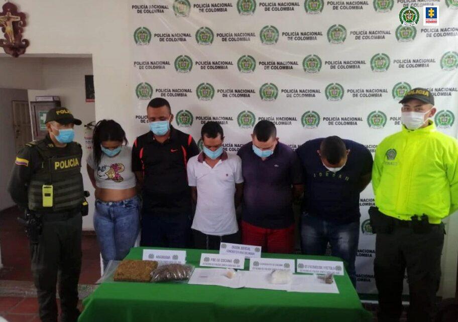 ¿Cómo operaba esta banda delincuencial en Santander?