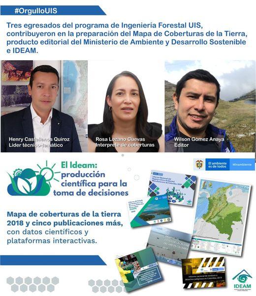 El aporte que hacen a Colombia tres profesionales egresados de la UIS Málaga