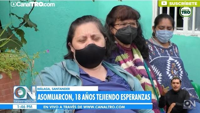 Estas valientes mujeres artesanas de Concepción cumplen 18 años